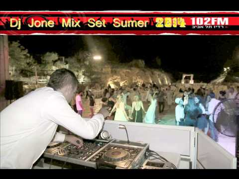Dj Jone Mix - Set summer 2014 Radio Tel Aviv 102fm VOL 19 ♪