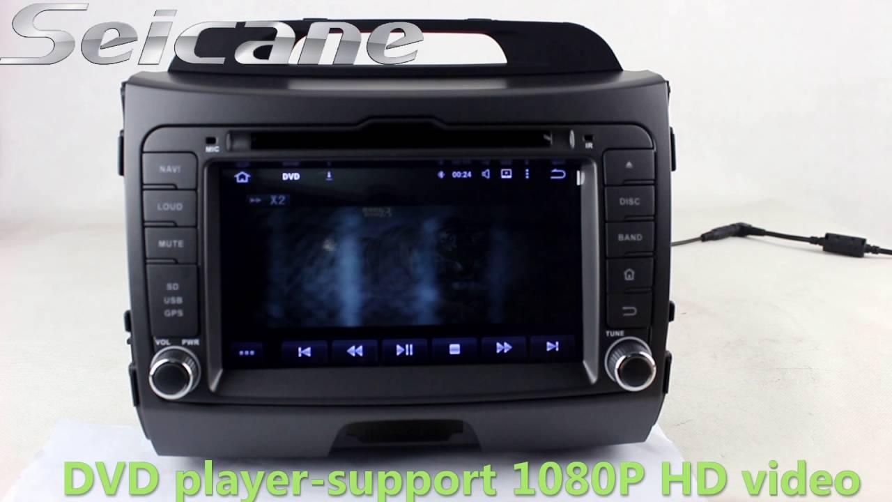 small resolution of oem 2010 2011 kia sportage in dash dvd player gps navigation audio kia navigation wiring diagram
