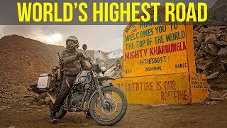 Khardungla CONQUERED | Top of The World [Ep 08]
