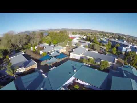 Tauranga Girls' College | Bay of Plenty | Aerial Flyover