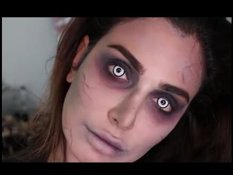 Easy And Quick Halloween Makeup Tutorial By Huda Beauty (last ...