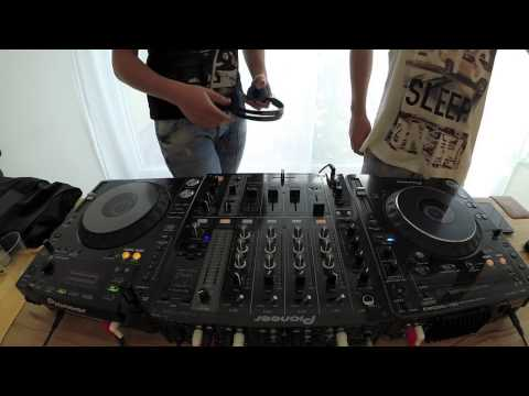 Electro & House 2014 Mix #18 (EDM & Dance Mix) by DJ Lauro & DJ Günes