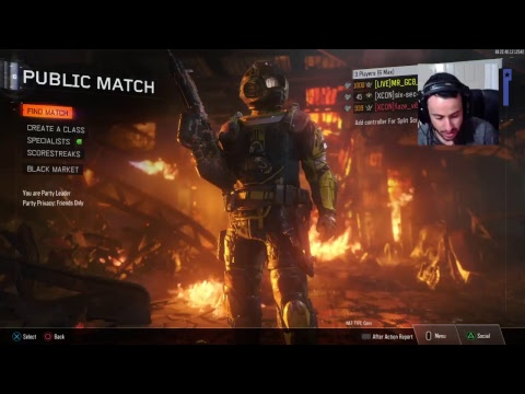 Black Ops 3 Multiplayer, Final Goodbyes, Road To 1.2K Subs, Lets Go!!