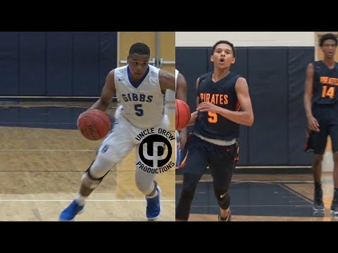 Dakota Moore & David Pierce Get HOT!! Boca Ciega vs Gibbs Highlights