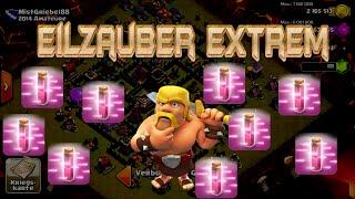 """Lets Play Clash of Clans #130""""Eilzauber EXTREM-Only Haste spells """"[HD] GER/DEUTSCH"""