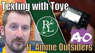 Anime Outsiders Talks About Toye Texts and ISWV