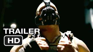 The Dark Knight Rises Official Movie Trailer Christian Bale, Batman Movie (2012) HD thumbnail