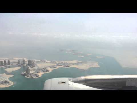 Hamad International Airport (HIA) - takeoff