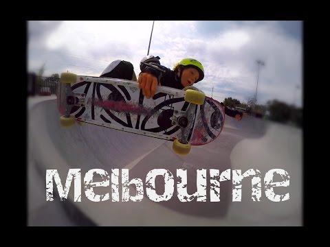 A Weekend Skateboarding in Melbourne, October 2015