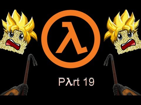 HALF LIFE -PART NINETEEN- Listening back, it is not suppose to sound racist.