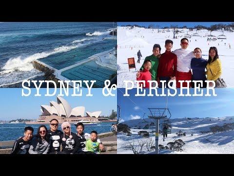 Skiing in Perisher & Sydney