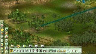 Transport Giant Gold edition tutorial: How to build a railroad with multiple trains