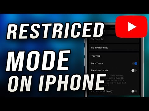 How to Turn Off Restricted Mode on YouTube on iPhone (2019)