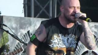Five Finger Death Punch - Hard to See - Live 5-24-14 River City Rockfest