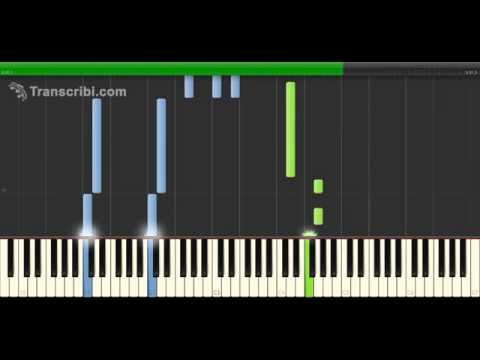Mark Ronson – Daffodils Feat. Kevin Parker (How To Play On Piano Tutorial)