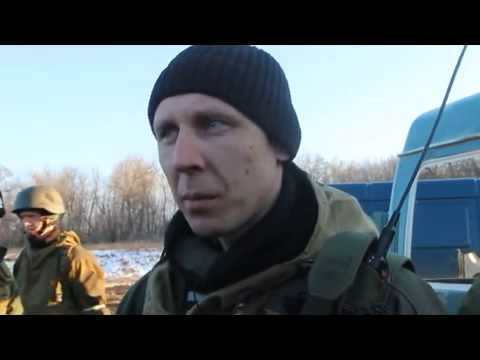 DNR fighter of the difficult situation in Debaltseve February 17 Donetsk War in Ukraine