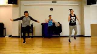 Paolo Aragona Choreography | The Internet - Dontcha
