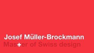 Josef Muller-Brockmann homage