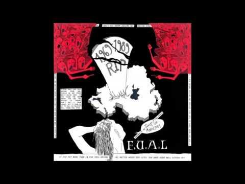 F.U.A.L. - Fuck Up And Live! LP 1989