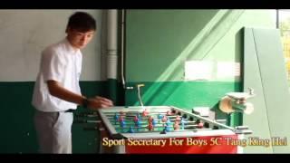 2012-2013 聖公會陳融中學學生會候選內閣 - Gra