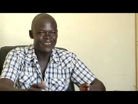 Media & Makers: Juba 2012 -- Interview with Daga Chaplain