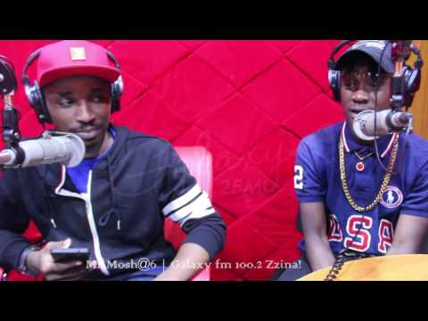 Mr Mosh@6 Freestyle with Fik Fameica