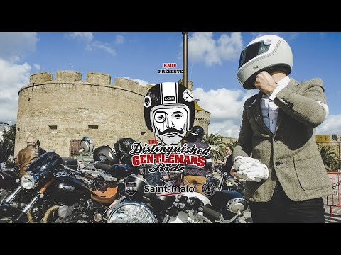 The Distinguished Gentleman's Ride - St Malo 2018 [kaou]