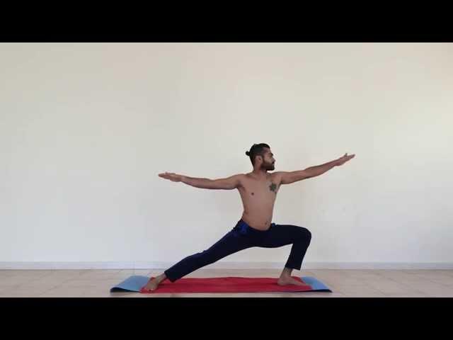 Yoga Vinyasa - Hatha Yoga