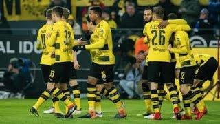 Borussia Dortmund vs Atalanta 3-2  16-2-2018  highlights football all Goals  HD