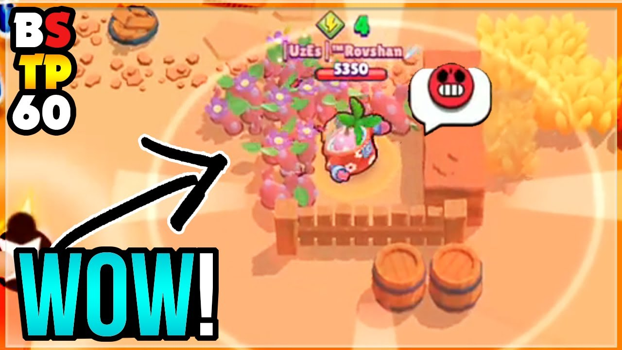 UNLUCKIEST PLAYER in Brawl Stars!? Top Plays in Brawl Stars #60