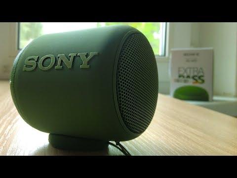 Обзор Sony SRS-XB10 // Extra BASS