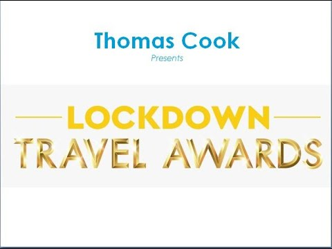 Thomas Cook Lockdown Travel Awards