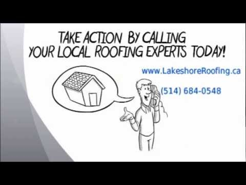 Roof Repair Contractors - West Island - Montreal