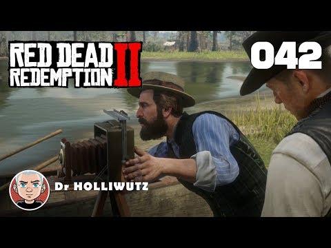 Red Dead Redemption 2 gameplay german #042 - Die Gnaden des Wissens #7 [XB1X] | Let's Play RDR 2
