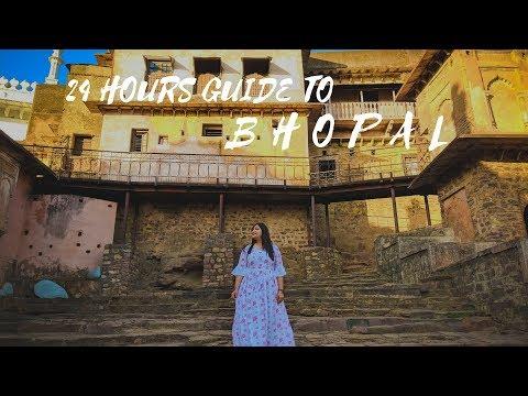 Vlog | Bhopal |  One day in Bhopal Feat. Jehan Numa Palace | Madhya Pradesh