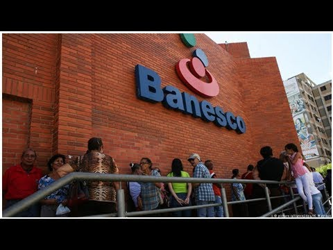 Venezuela took control of Banesco's private bank, arresting top executives[I News] -