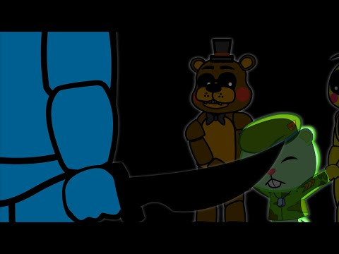 "Happy tree friends [""Survive the Night""] full animation HD"