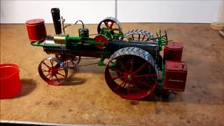 Minneapolis Steam Traction Engines, 1/20 Scale Model Live Steamers