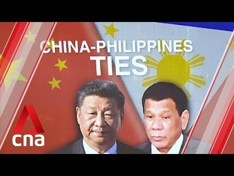 Philippines' Duterte to bring up territorial issues to China