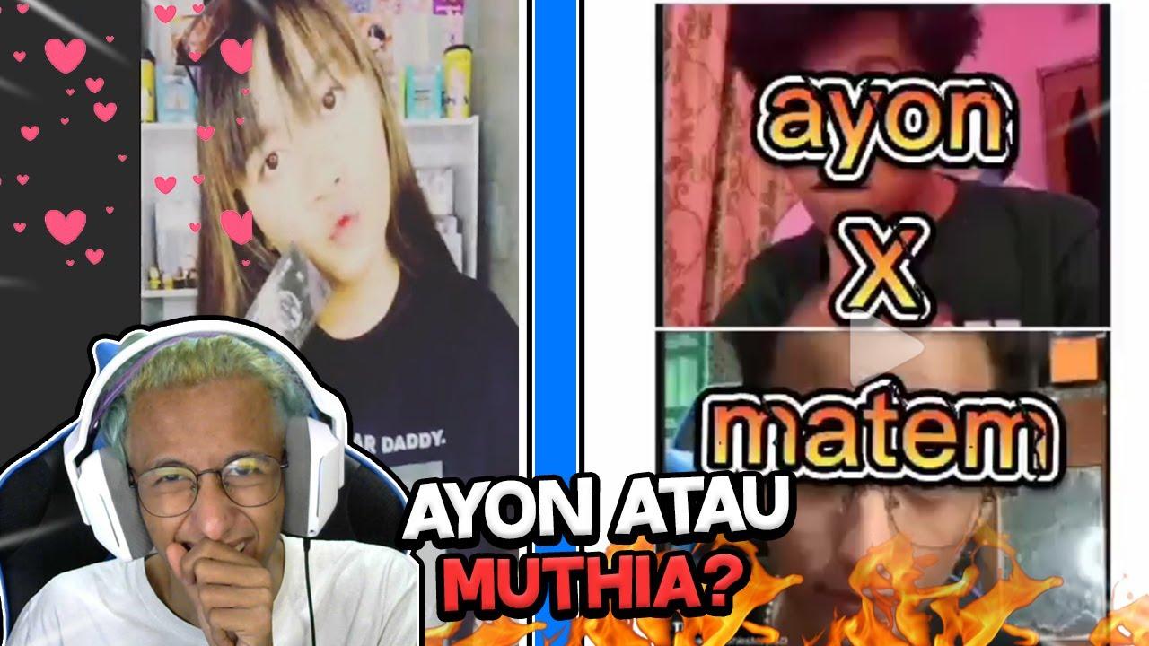 CANTIK NYA @Muthia Savira & @Ayon MAKIN JADI BUAYA? - KARYA KALIAN