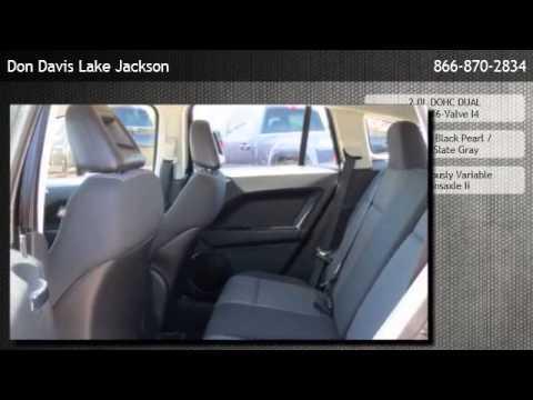 Don Davis Dodge >> 2009 Dodge Caliber Hatchback SXT - Alvin - YouTube