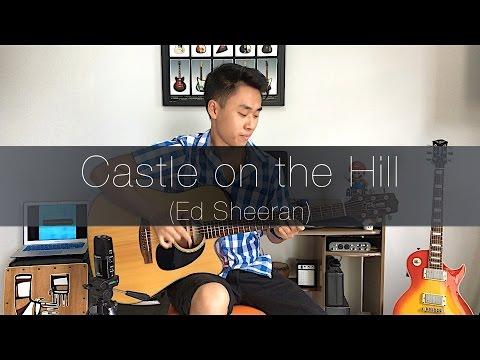 Ed Sheeran Castle on the Hill - Rodrigo Yukio Fingerstyle Guitar CoverFREE TABS