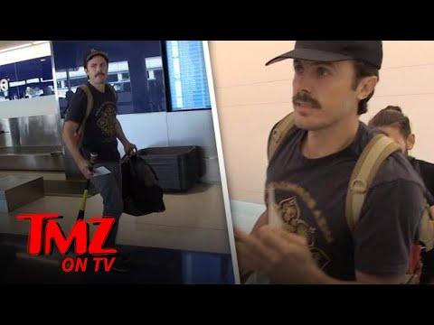 Casey Affleck Has Struck Out  TMZ TV