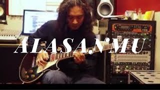 Alasanmu (Mencari Alasan) guitar solo - Exist