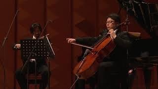 Saint-Saëns:Piano Trio No.2 pf:Keita Chida