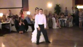 The Funniest Irish First Wedding Dance...Ever! - Donna & Kevin - 31st August 2012