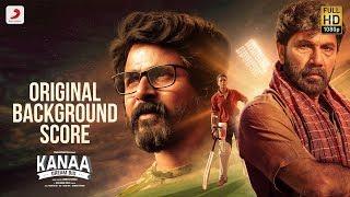 Kanaa OST Juke box Tamil | Dhibu Ninan Thomas | Sivakarthikeyan | Arunraja Kamaraj