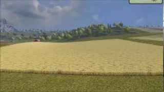 Farming Simulator 2013 Урок 1. Выращиваем зерновые