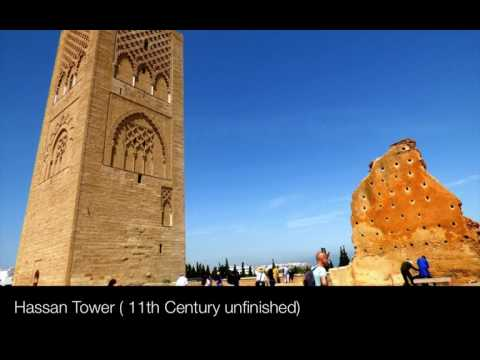 Videos of Rabat & Tangier city in Morocco