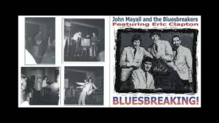 John Mayall and the Bluesbreakers/Eric Clapton - Lonely Years